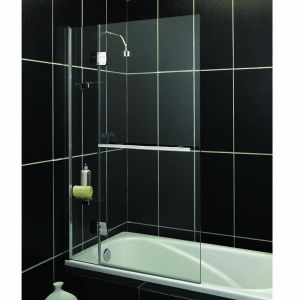 Aqualux Pura Square Bath Screen