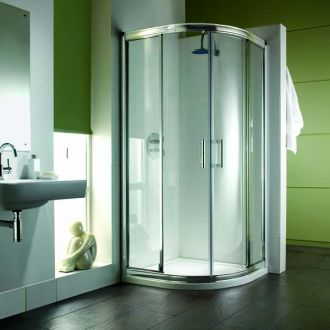 Twyford Shower Quadrant Enclosure - Hydr8