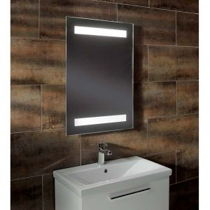 Eco Bathroom Mirror with Lights