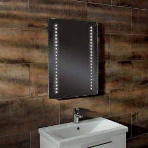 Clarity Flare LED Mirror
