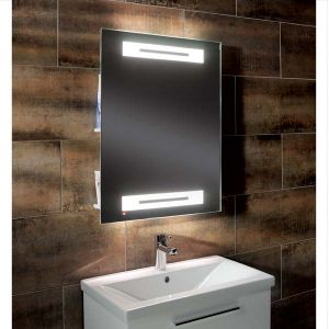 Clarity Radiance Backlit Mirror