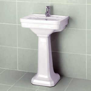 Sinks for the Bathroom - Rochester Basin & Pedestal