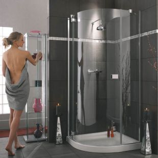 Italia Roma Pivot Shower Cubicle