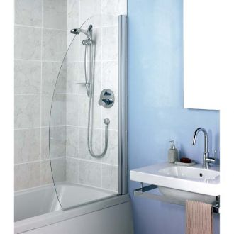 Manhattan Shower Screen Sail Single Panel