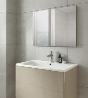 HiB Non-illuminated Triumph 80 Bathroom Mirror