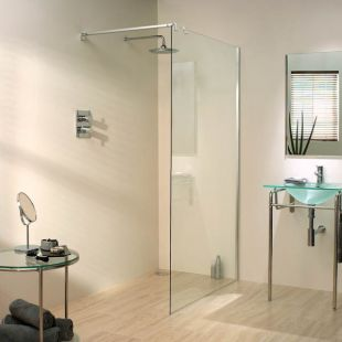 Lakes Shower - Italia Vizzini Shower Panel 1000mm x 900mm