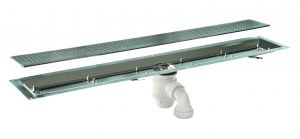 Wet Room ACO Shower Channel for Vinyl floor - 1200mm