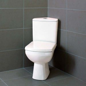 Zeto toilet by Impulse, supplied by MBD Bathrooms