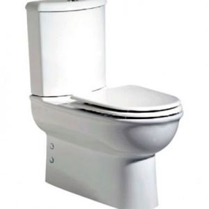 Selin Creavit Gienic Close Coupled Toilet with Built in Bidet ... on
