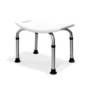 AKW Aluminium Freestanding Shower Stool